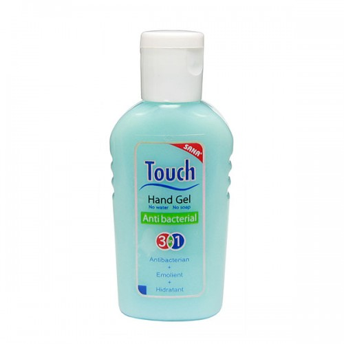 TOUCH GEL ANTIBACTERIAN DE MAINI 3 IN 1 59ML